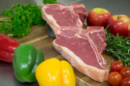 Beef T-Bone Steak-2